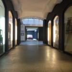 Bildergalerie im Lichthof